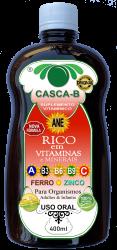 Casca-B Anemia - 10 dias