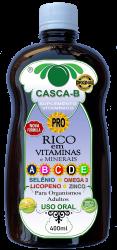 Casca-B Próstata - 10 dias