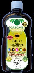 Casca-B Asma e Bronquite- 10 dias